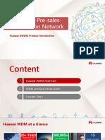 1-3 Huawei DWDM Product Introduction (2)