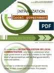 Decentralization 2