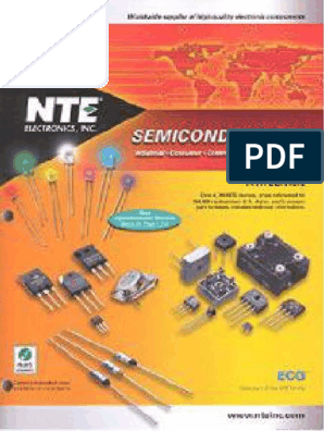 NTE 5069A 4.7V 1W Zener Diode Pair