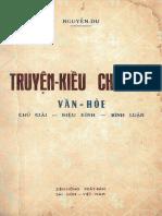 (1952) Truyện Kiều Chú Giải - Lê Văn Hoè