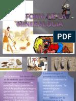 2 - Historia de La Mineralogía
