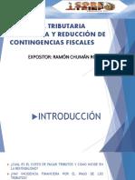 Auditoría Tributaria Preventiva - Ramon Chuman