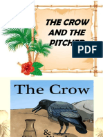 The Crow and the Pitcher U1 l1 d1 1st Grding Eng.3
