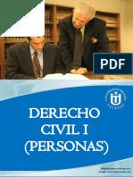 Derecho Civil I (Personas)