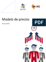Microeconomia 2, modelo de precios