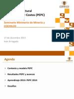 Proyecto Estructural de Productividad y Costos - 17 Dic 2013