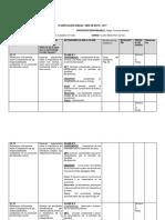 Planificacion Cuarto Medio - Junio - Felipe Troncoso