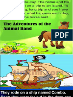 The Adventure of the Animal Band