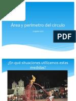 Área y perímetro del círculo.pptx