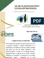 PDF Planificación y Dirección Estrategica Oct2015