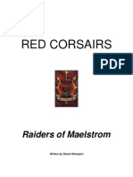 Red Corsairs Minidex