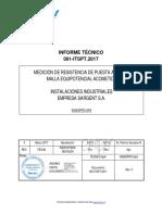 - Medición Malla TG Sargent SA_Ingenpro