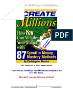 I Create Millions Now