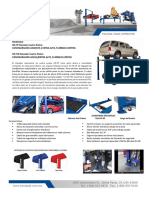 HD 7P Elevador Autos Cuatro Postes