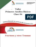 Fracturas y Otros Traumas