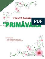 proiect tematic -primavara.docx
