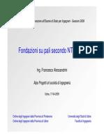 Alessandrini. Fondazioni su pali secondo NTC 2008.pdf