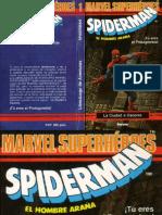Spiderman La Ciudad a Oscuras