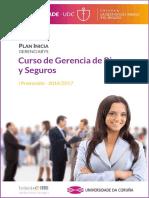 Programa Plan Inicia 2016-2017