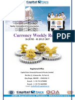 Forex Weekly Report 26 JUNE 2017