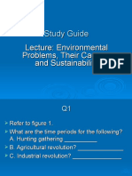 Environmental Sci Intro Study Guide