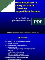 Salt Cake John N. Hyrn
