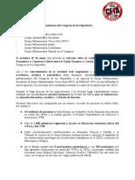 Carta de las 300 organizaciones que piden a los grupos parlamentarios que voten 'no' al CETA