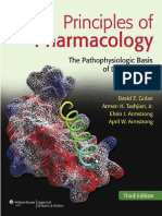 Principles of Pharmacology -The Pathophysiologic Basis of Drug Therapy