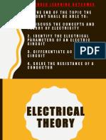 1. EE 002 Circuits 1