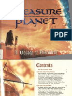 The Art of Treasure Planet