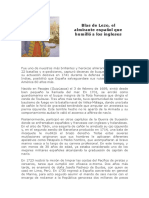 Armada Española - Personajes Historicos - Blas de Lezo