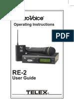 Ev Re2 Manual