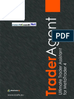 IceFX TraderAgent User Manual ENG