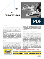 Application of primary fuses.pdf