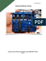 RGBW LED Controller v31