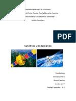 Trabajo de Las Tic Satelites