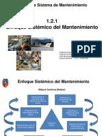 Mapas Conceptuales Sistema de Mantenimiento Bajo Un Enfoque Sistemico