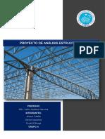 Proyecto Primer Parcial Estructuras Sap2000 Grupo6 FIN