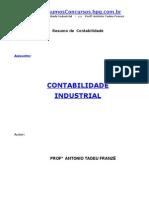 Contabilidade Industrial