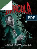 Dracula Zasady Wprowadzajace