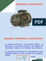 Tema 1.1 Maq. Asincrona, Aplicaciones ,Aspectos Contructivos