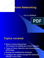 Home Networking Basics 2