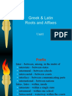 greek   latin roots 1 rev