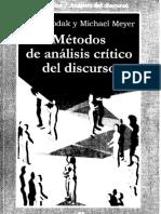 Metodos de Analisis Critico del Discurso - Wodak y Meyer.pdf