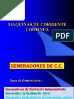 Generadores de C.C.