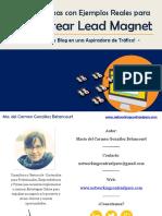 50 Ideas Con Ejemplos Reales Para Crear Lead Magnet