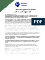 article aca repeal initial senate document