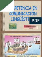 Competencia en Comunicación Lingüística La Merced