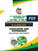 Anc 52nd National Conference Resolutions Pdf