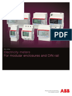 Electricity Meters 2CMC481004C0201